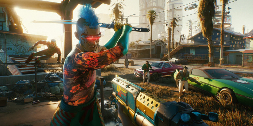 Cyberpunk 2077 repousse son second gros patch