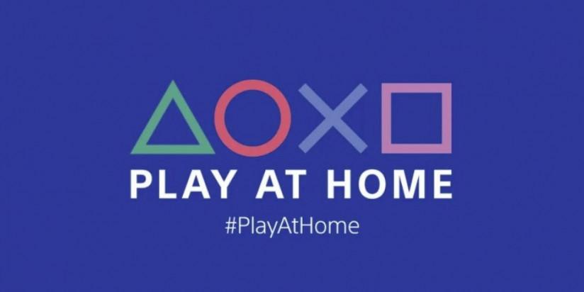 Bientôt 10 jeux gratuits pour le Play at Home de Sony