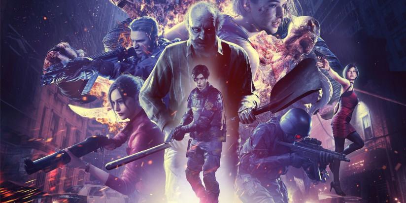 Une bêta ouverte à venir pour Resident Evil Re:Verse