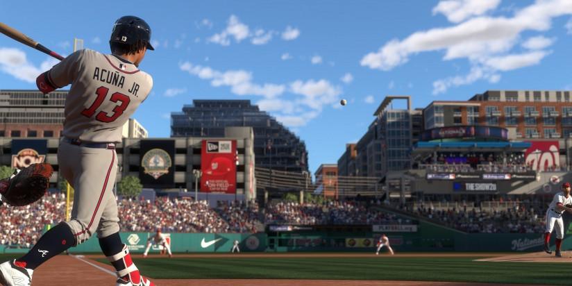 Un peu de gameplay pour MLB The Show 21