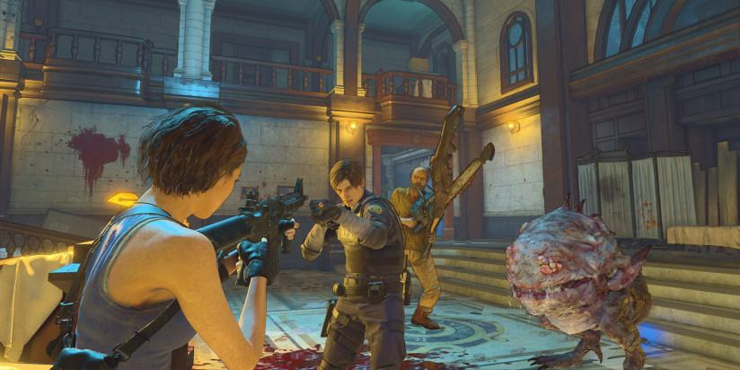 Resident Evil Re:Verse : les configs PC pour la bêta