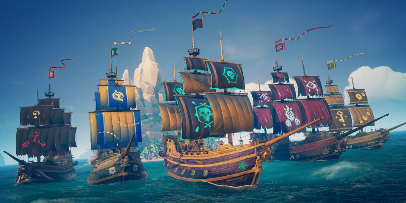 Sea of Thieves : la saison 2 arrive