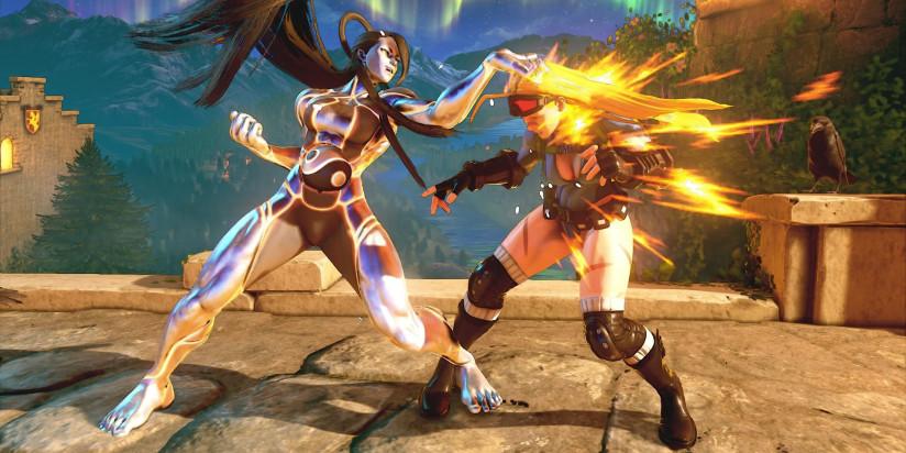 Street Fighter V : un peu de gameplay pour Akira Kazama