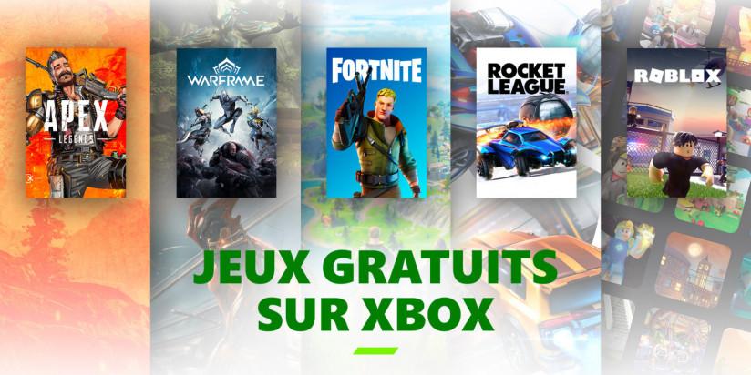 Xbox : plus besoin d'abonnement pour les free-to-play
