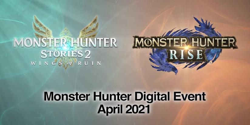 Un Monster Hunter Digital Event pour la semaine prochaine