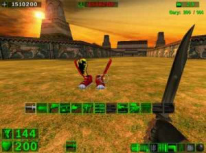 Serious Sam : Second Contact - PC