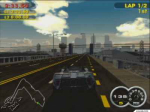 Supercar Street Challenge - PS2