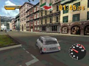 Braquage à l'italienne - Gamecube