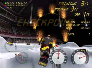 Ski-doo X-team Racing - PC