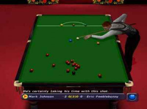 World Championship Snooker 2002 - PS2