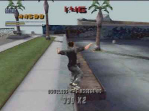 Tony Hawk's Pro Skater 2 - Nintendo 64