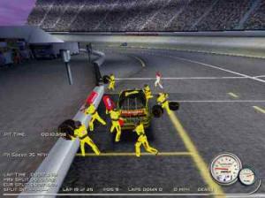 NASCAR 2000 - PC