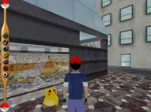 Pokémon World - PC