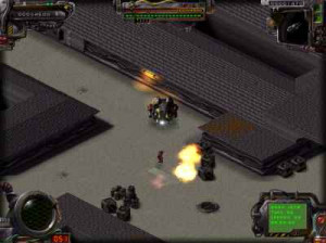 Vyruz : Destruction of the Untel Empire - PC