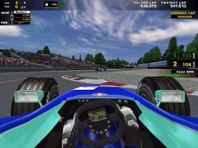 F1 Racing Championship - PC