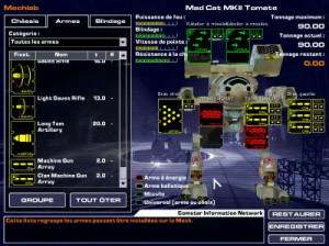 Mechwarrior 4 - PC