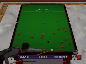 World Championship Snooker - PC