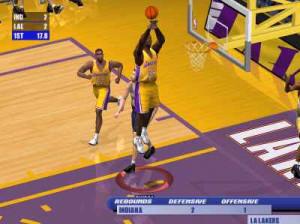 NBA Live 2001 - PC