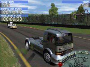 Mercedes-benz Truck Racing - PC