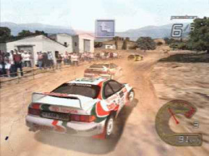 Pro Rally 2002 - PS2