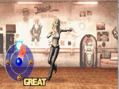Britney's Dance Beat - GBA