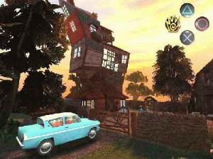 Harry Potter et la chambre des secrets - Xbox