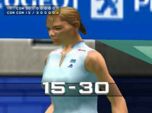 Roland Garros 2002 - PS2