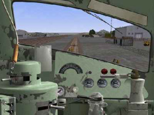 Train Simulator Train de la Mine - PC