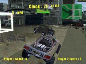 Wreckless - PS2