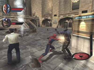 Spider-Man - Gamecube