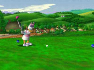 Mickey Golf - PS2
