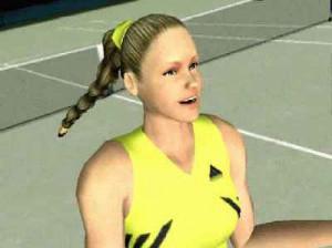 Smash Court Tennis - PS2