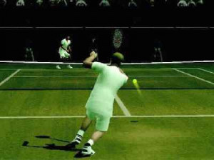 Smash Court Tennis - PS2