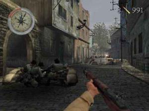 Medal of Honor : En première Ligne - PS2