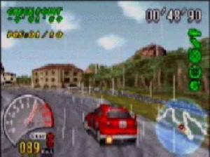 V-Rally 3 - GBA