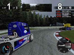 Super Trucks - PS2