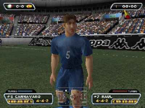 Red Card Soccer - PS2