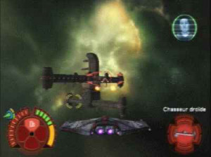 Star Wars Jedi Starfighter - PS2