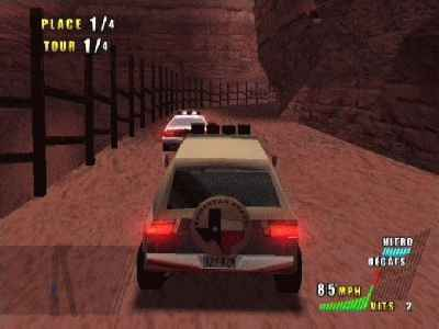 USA Racing - PS2
