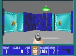 Wolfenstein 3d - GBA