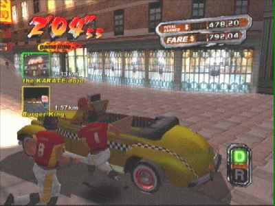 Crazy Taxi 3 - Xbox