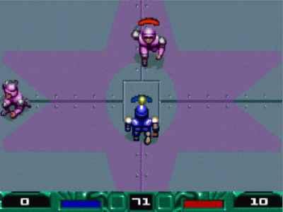 Speedball 2 - GBA
