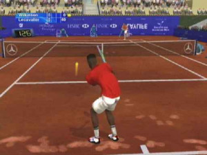 Tennis Masters Series 2003 - PS2
