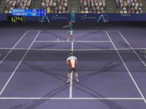 Tennis Masters Series 2003 - Xbox
