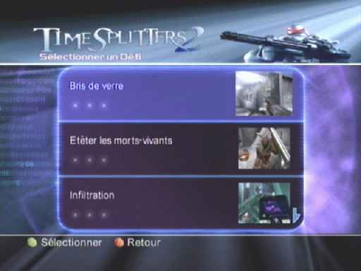 TimeSplitters 2 - Xbox