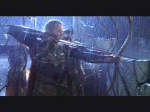Le Seigneur des Anneaux : les deux tours - Gamecube