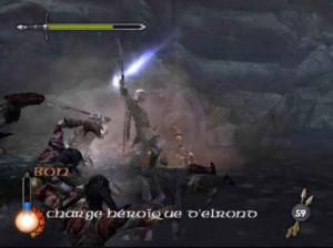 Le Seigneur des Anneaux : les deux tours - Xbox