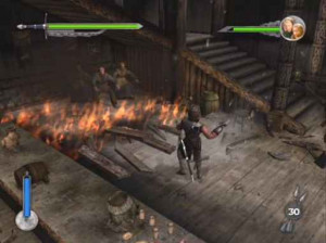 Le Seigneur des Anneaux : les deux tours - PS2