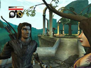 Le Seigneur des Anneaux : La Communauté de L'Anneau - PS2