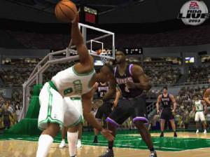 NBA Live 2003 - Gamecube